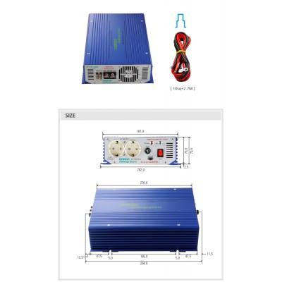 KE-1320BP max 1000W