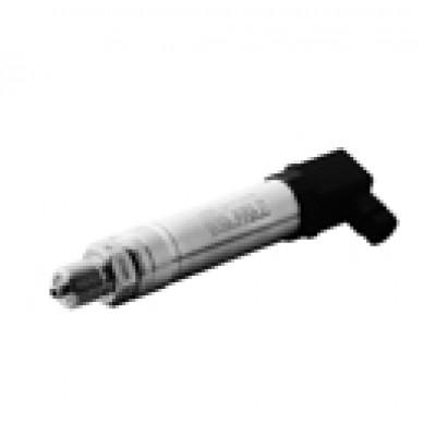 압력전송기 ( Pressure Transmitter ) 산업용 표준 압력트랜스미터, 고온용  압력센서 60~+200˚C , ±0.25% , 2-wire 4~20mA , 0~0.1...0~600 bar, Zero-Span Adjustment, DIN 플러그, 컨넥터