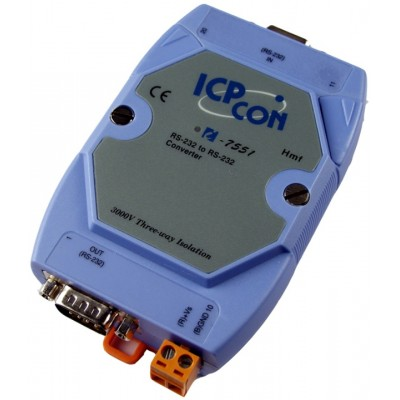 Isolated RS-232 to RS-232 Converter