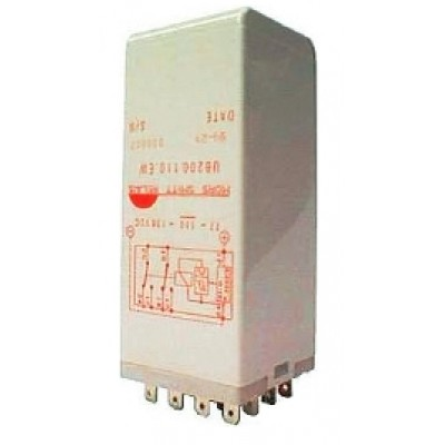 UB A400 relay - Voltage monitoring