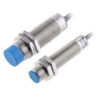 전자기 유도감응식 근접센서 ( Inductive Sensor ), 원주형, 사각형, 영점 감쇄감지 기능, 철금속 및 비철금속 구별