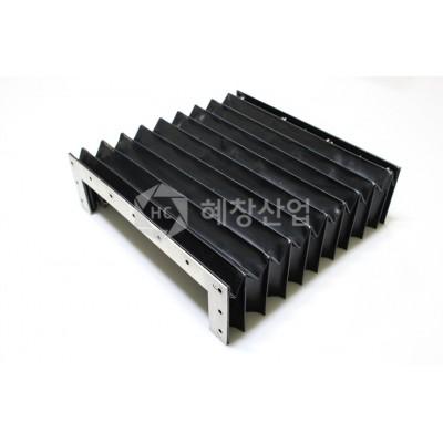 공작기계용 커버/자바라/각형벨로우즈/BELLOWS/카바/칩커버