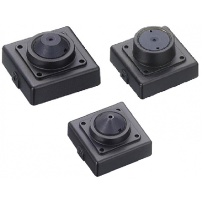 700TVL Analogue 960H Mini Square Camera (VCQ-P352W)