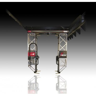 X8000 SERIES X-VIEW FULLY PROGRAMMABLE OVERHEAD GANTRY SYSTEM