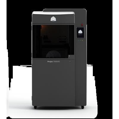 ProJet 7000 - 정밀한 최고해상도의 플라스틱 파트를 제작하는 산업용 SLA 3D 프린터