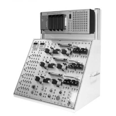 PLC 응용 실습장비 (전기공압)