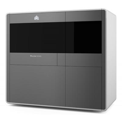 ProJet 4500 - 풀컬러의 내구성있는 플라스틱 파트를 제작하는 컬러 3D 프린터