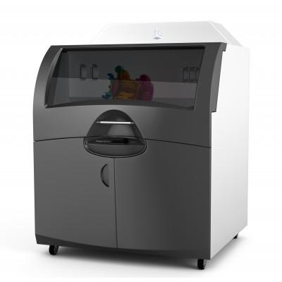 ProJet x60 series - 풀컬러의 디자인 시제품을 제작하는 전문가용 3D 프린터