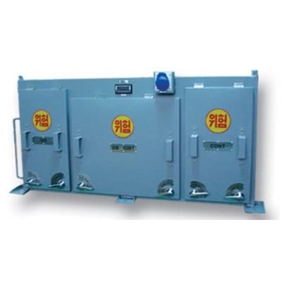 12KVA 보조전원장치 (SIV BOX)