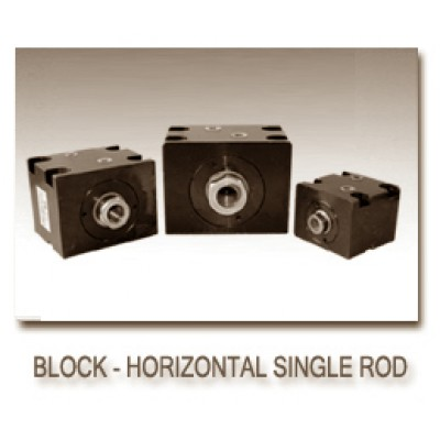 HORIZONTAL SINGLE ROD