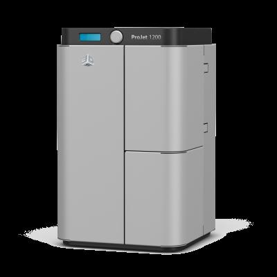 ProJet 1200 - 정확한 덴탈왁스업 제작이 가능한 Micro SLA 3D 프린터