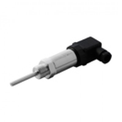 온도전송기 ( Temperature Transmitter ) 산업용 온도트랜스미터, 프로브 삽입형, 온도센서 프로브 길이 30~2500 mm , ±0.1% , 2-wire 4~20mA , -200...600˚C, Zero-Span Adjustment, DIN 플러그, 컨넥터