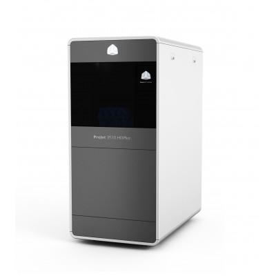 ProJet 3510 DP Pro - 정밀하고 매끄러운 덴탈용 파트를 제작하는 전문가용 정밀 3D 프린터