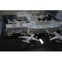 공항건축모형 / Airport architectural model
