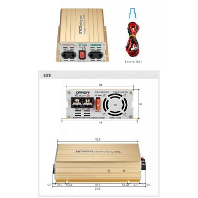 DP524 max 500W
