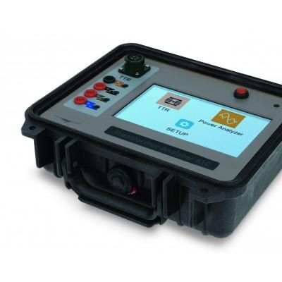 전력분석기, 변압기 권선비 측정기 TEKON 610