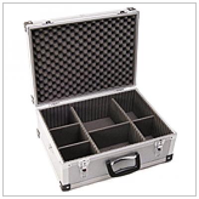OC-2_알루미늄 가방 _외경 : 430×285×160  내경 : 400×255×110