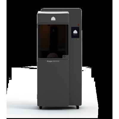 ProJet 6000 - 정밀한 최고해상도의 플라스틱 파트를 제작하는 산업용 SLA 3D 프린터