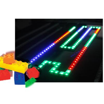 LED 블럭바