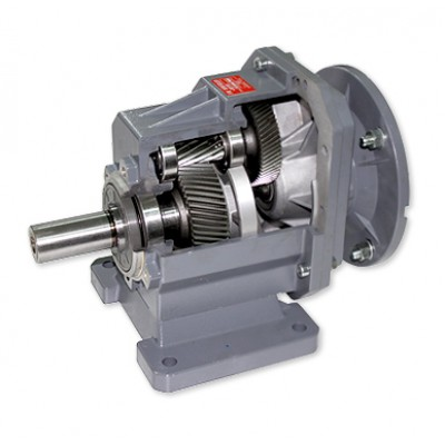 TRC Geared Motor