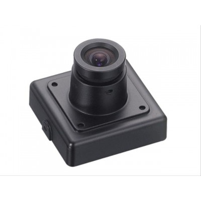 700TVL Analogue 960H Mini Square Camera (VCQ-F352W)