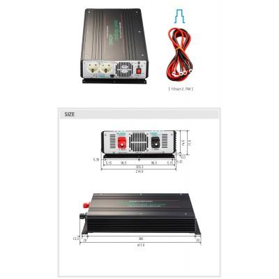 DP-25024BP max 2000W